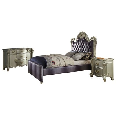 Westhoughton Panel Configurable Bedroom Set