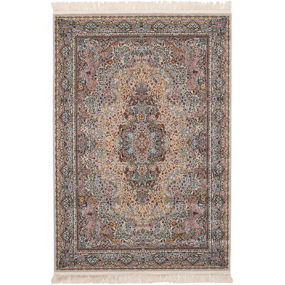 Peregrine Tan Area Rug Rug Size: Rectangle 67 x 910