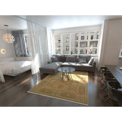 Laurelwood Area Rug Rug Size: Runner 27 x 10