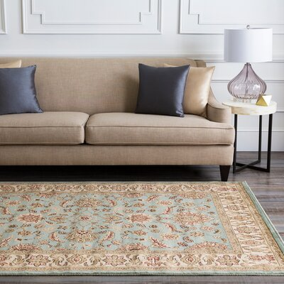 Boyer Area Rug Rug Size: Rectangle 2 x 3