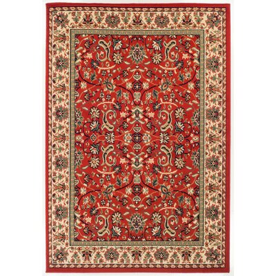 Kulick Traditional Indoor/Outdoor Area Rug Rug Size: Rectangle 2 x 3