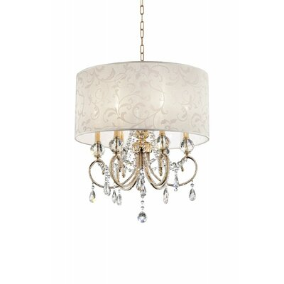 Norwood 6-Light Drum Chandelier