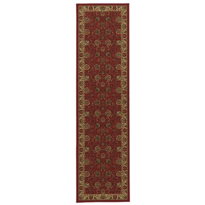 Ryan Area Rug Rug Size: Runner 110 x 7