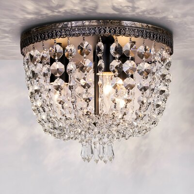 Manhasset 3-Light Flush Mount