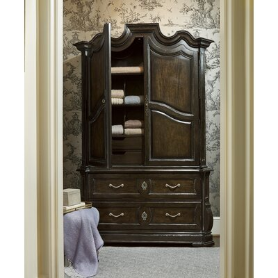 Sofitel Armoire Base Color: Melange