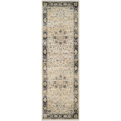 Larimore Oatmeal Area Rug Rug Size: Runner 27 x 71