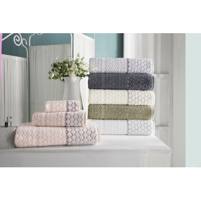 Isola 4 Piece Towel Set