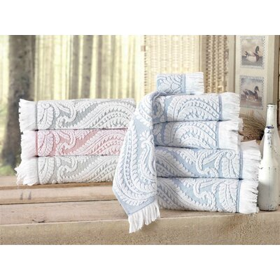 Laina 8 Piece Towel Set