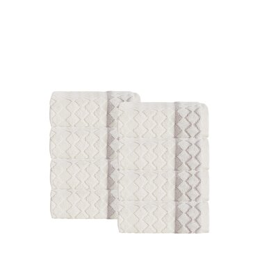 Isola Turkish Cotton Wash Cloth Color: Creme