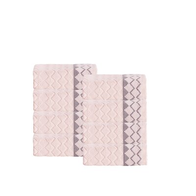 Isola Turkish Cotton Wash Cloth Color: Peach
