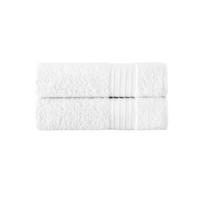 100% Turkish Cotton Bath Towel Color: White