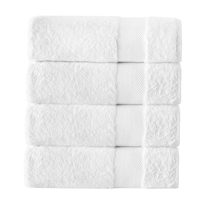 Kansas Hotel Turkish Cotton Hand Towel