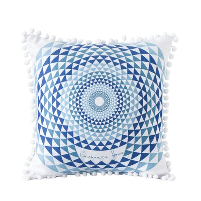 Turkish Cotton Indoor/Outdoor Throw Pillow