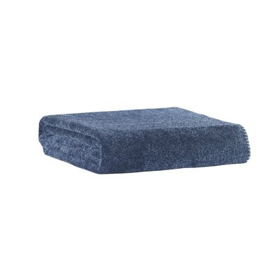 Throw Blanket Color: Denim