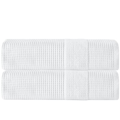 Ria Bath Towel Color: White