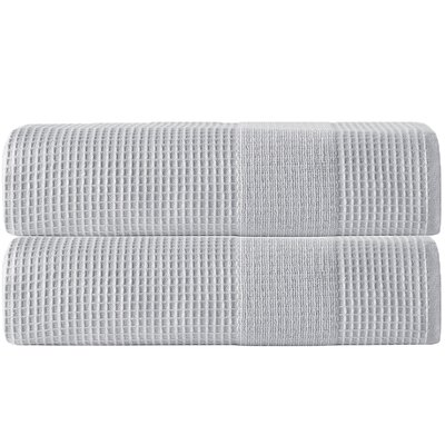 Ria Bath Towel Color: Silver