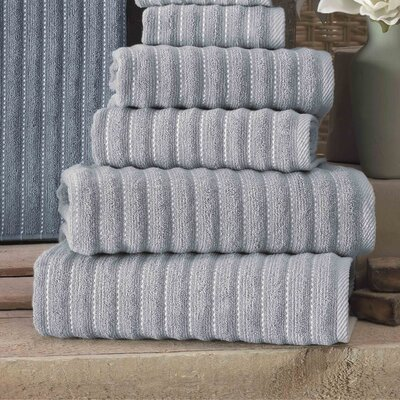 Napa Bath Towel Color: Gray