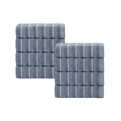 Napa Wash Cloth Color: Navy
