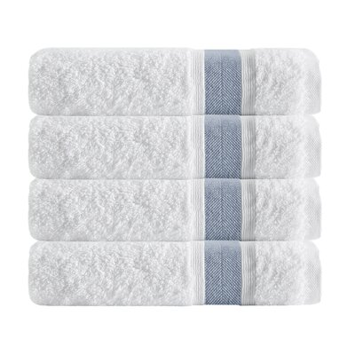 Unique Bath Towel Color: Blue