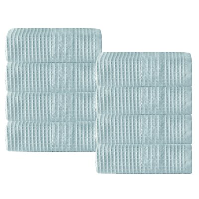 Ria Wash Cloth Color: Aqua