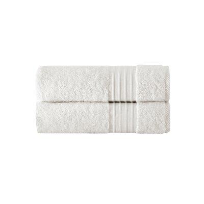 Turkish Cotton Bath Sheet Color: Cream