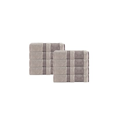 Hilgard Turkish Cotton Washcloth Color: Beige