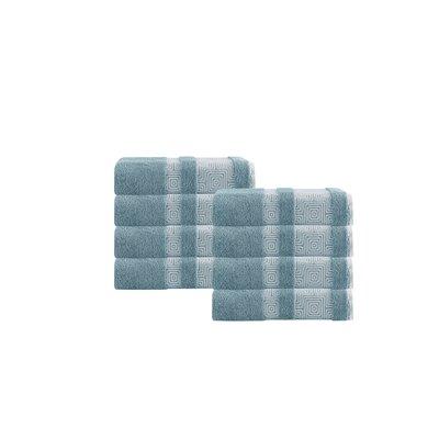 Greenwalt Turkish Cotton Washcloth Color: Aqua