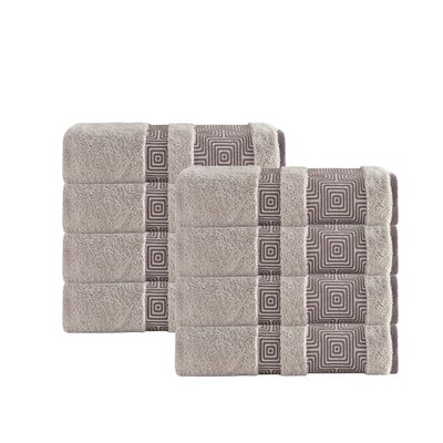 Greenwalt Turkish Cotton Hand Towel Color: Beige