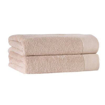 Bath Sheet Color: Hazelnut