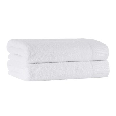 Bath Sheet Color: White