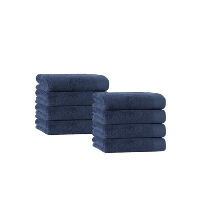 Washcloth Color: Denim