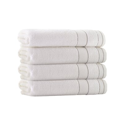 Bath Towel Set Color: Cream