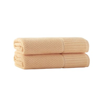 Portland Bath Towel Set Color: Somon