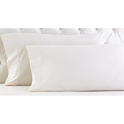 Hensen 2 Piece Pillow Case Set