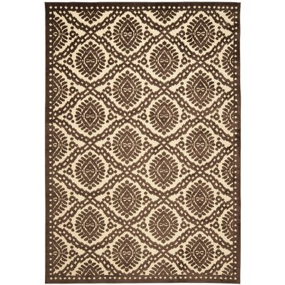 Hand-Loomed Burl Area Rug Rug Size: Rectangle 53 x 76