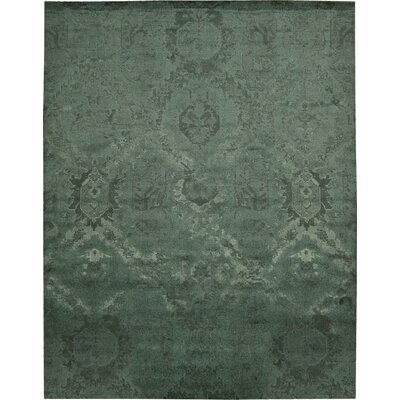 Sahana Absinthe Area Rug Rug Size: Rectangle 56 x 8