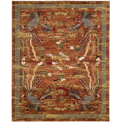 Chosposi Grown Area Rug Rug Size: Rectangle 79 x 99