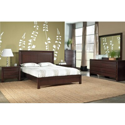 Fierro Platform Customizable Bedroom Set