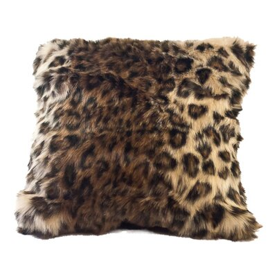 Jibril Faux Fur Pillow Cover