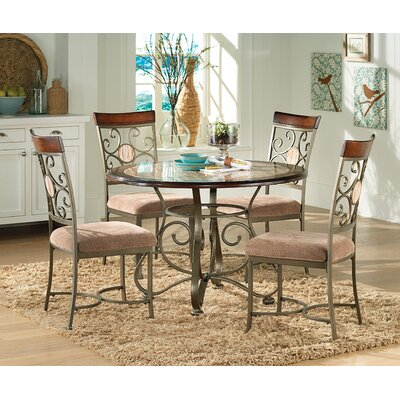 Nenuphar 5 Piece Dining Set