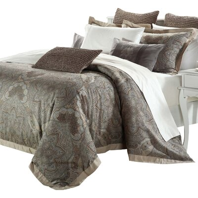 Duravit 3 Piece Duvet Set Size: King