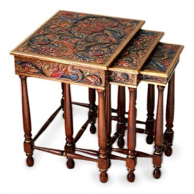 Kaiya 3 Piece Nesting Tables