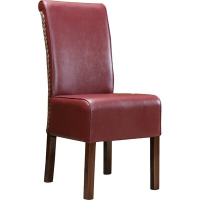 Vanille Wood Parsons Chair