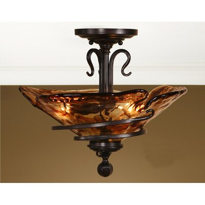 Soukaina Semi Flush Mount
