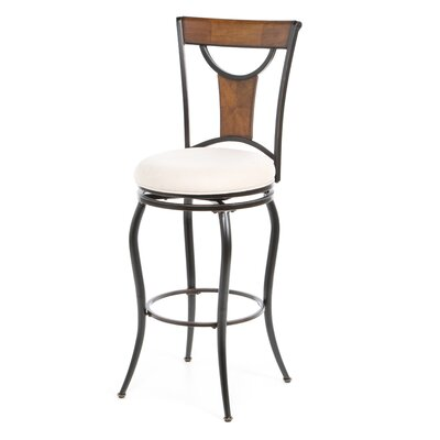 Yousra 30 Swivel Bar Stool