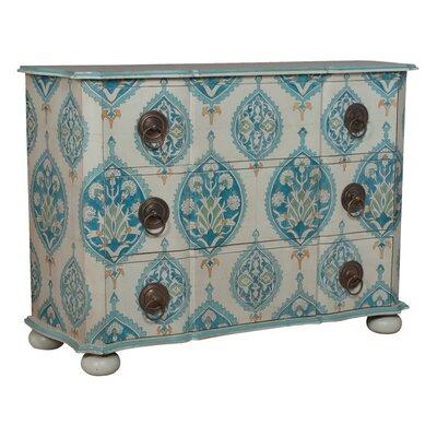 Dores 3 Drawer Dresser