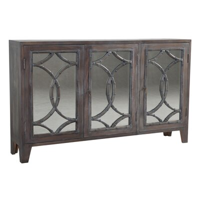 Erardo Rectangular 3 Doors Sideboard