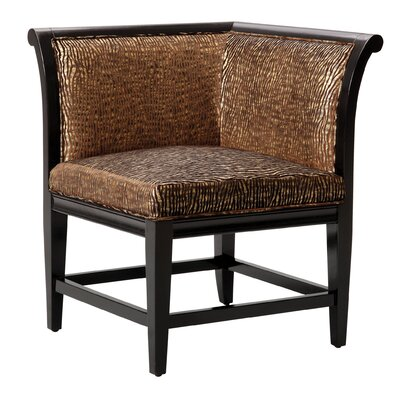 Mustafa Corner Side Chair
