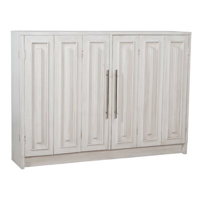 Eberardo Sideboard Color: White