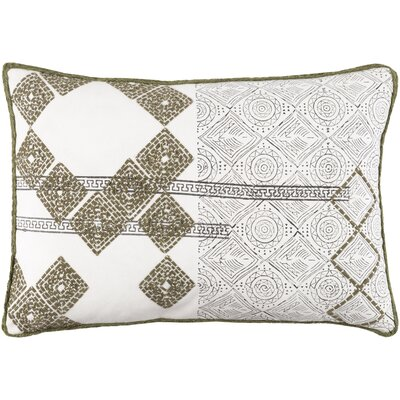 Coachella Rectangular Cotton Lumbar Pillow